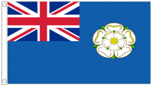 Yorkshire Rose Ensign 5'x3' (150cm x 90cm) Flag
